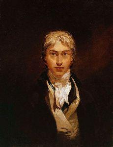 Self-Portrait of J.M.W. Turner (c. 1799).
