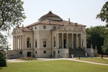 "Palladio's ""La Rotunda"" was named after the"