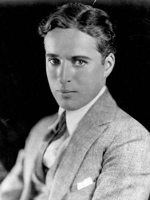 Charlie Chaplin in 1920.