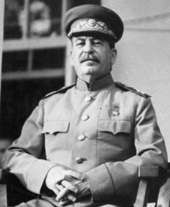 Joseph Stalin in 1943.