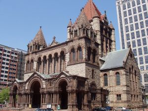 A gem in Copley Square.