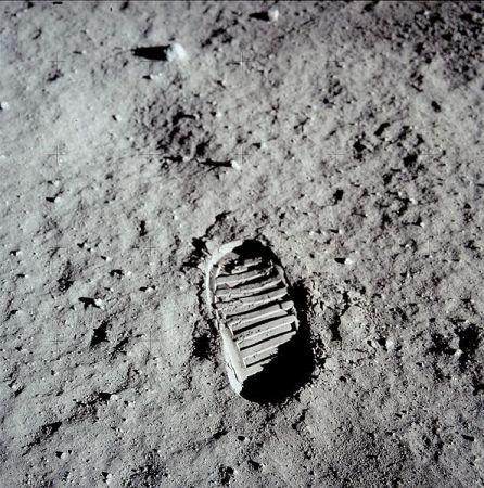 AldrinFootprint