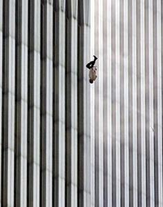 The Falling Man.