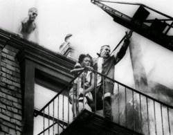 forman fire escape collapse