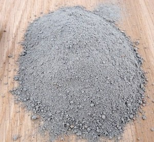 The major ingredient in Portland cement is limestone.