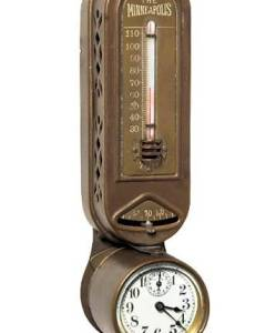 This is a Honeywell thermostat from the early 20th Century.