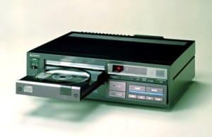 The Sony CDP-101, released in 1982, was the first commercially available CD player.