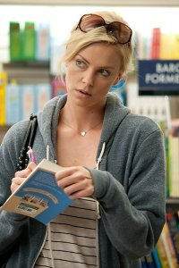 Charlize Theron in Young Adult (2011).