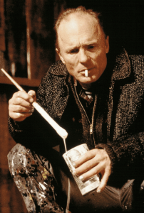 Ed Harris directed and starred in the biopic Pollock (2000).