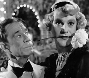 Jack Lemmon and Joe E. Brown in Some Like It Hot (1959).