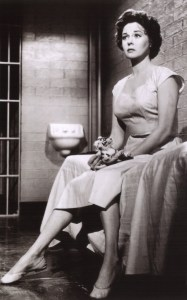 Susan Hayward in I Want to Live! (1958).