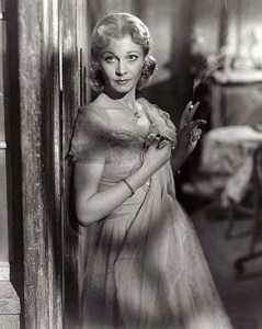 Vivien Leigh in A Streetcar Named Desire (1951).