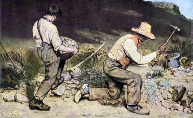 Courbet stonebreakers