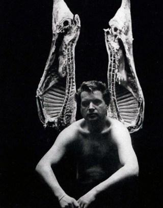 Deakin Francis Bacon Vogue, 1962