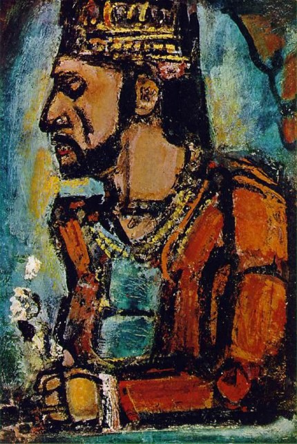 rouault-old-king