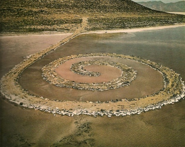 spiral jetty