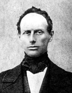 Christian Doppler (1803-1853).