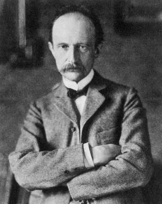 max planck in 1915