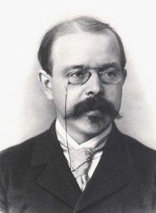 Walther Nernst (1864-1941).