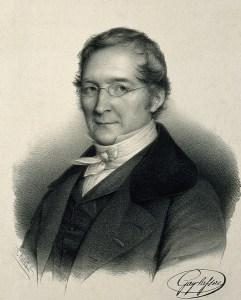 Joseph Louis Gay-Lussac.