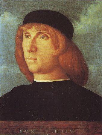 A 1499 Self-Portrait of Giovanni Bellini.