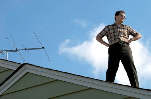 A still image from A Serious Man.