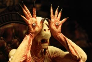 A still image from Pan's Labyrinth.