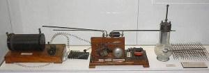 Christian Hülsmeyer's Telemobiloscope.