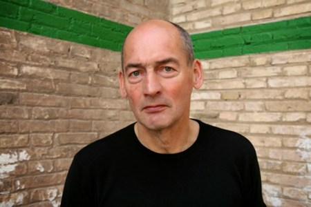 An undated photograph of Rem Koolhaas.