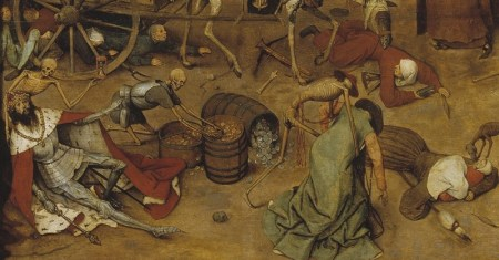 Detail from Pieter Bruegel the Elder's The Triumph of Death.