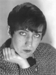 A 1937 self portrait by Berenice Abbott.