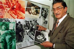 A 1997 photograph of Freddy Alborta by Martin Alipaz/Reuters.