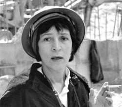 A photograph of Helen Levitt, c. 1960.