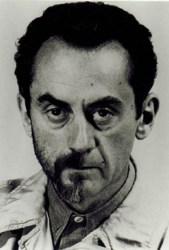 A 1942 self portrait by Man Ray.