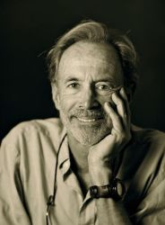 An undated photograph of Walter Iooss, Jr. by Troy Robertson.