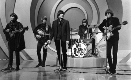 the byrds performing