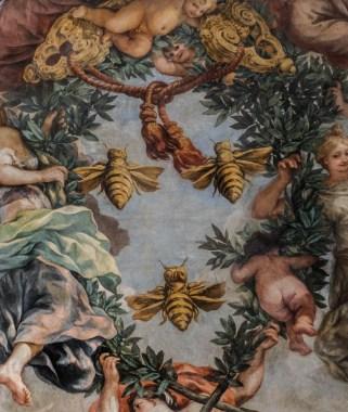 cortona barberini bees