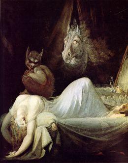 fuseli 1791 nightmare