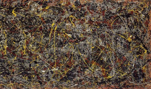 pollock number-5 1948