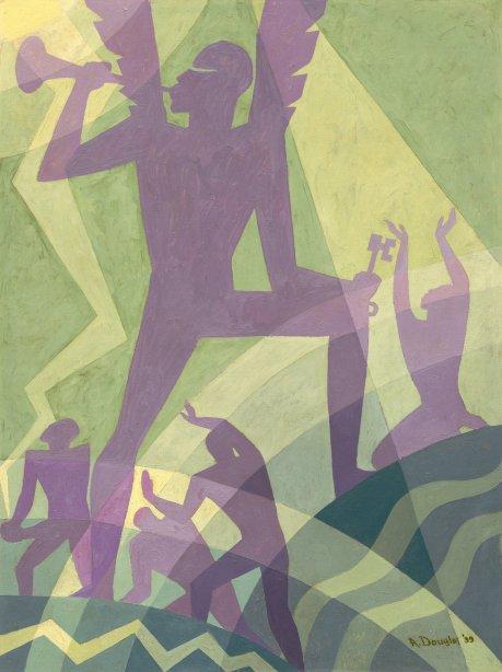 Douglas - The Judgment Day (1939) NGA