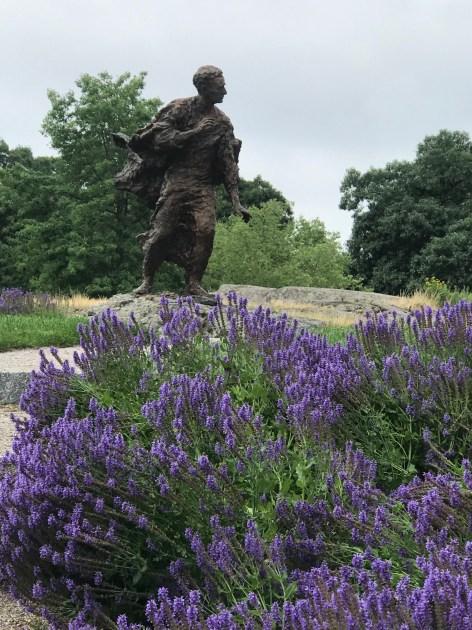 Louis Brandeis sculpture