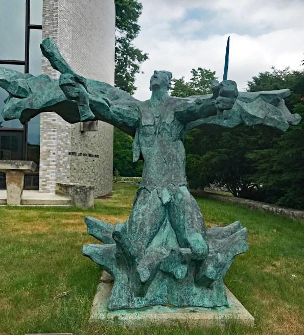 Q1E David Aronson - Ruach Yisrael (The Spirit of Israel) (1997) (1) Brandeis University, Waltham, MA