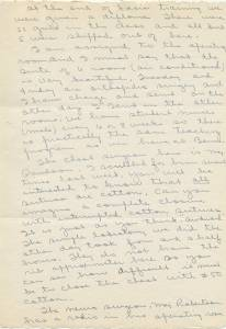 Lola Baird letter, 1944, page 2