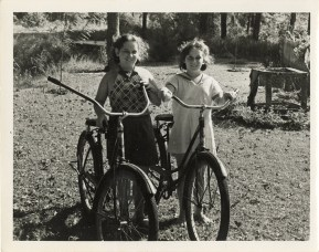 Teresa and Ardel as adolescents