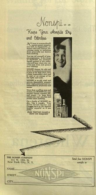 deodorant(9)(1931)