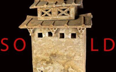 Important Eastern Han Dynasty Granary