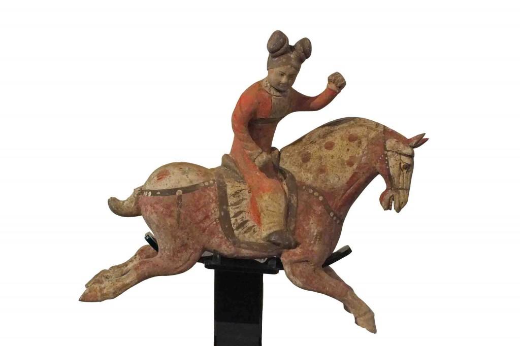 Tang Dynasty Polo Player
