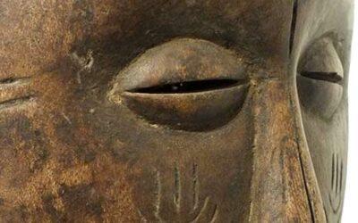 Chokwe Mwana Pwo Mask