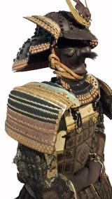 IMPORTANT SAMURAI ARMOR (5)