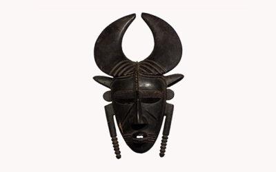 Fine Kulango Mask